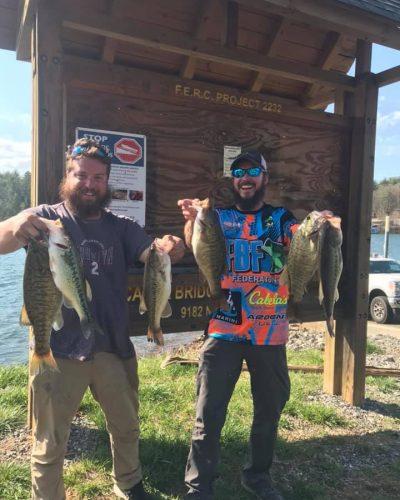 Lake James Results